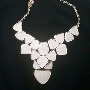Colette shimmer necklace